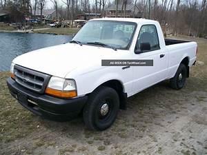 1999 Ford Ranger Xlt Standard Cab Pickup 2