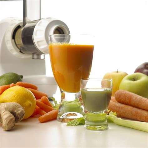juicer masticating commercial cancer nutrition center healthy recipes