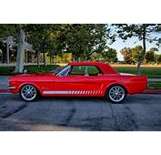 1964 1/2 Convertible Restomod  Classic Ford Mustang 1965
