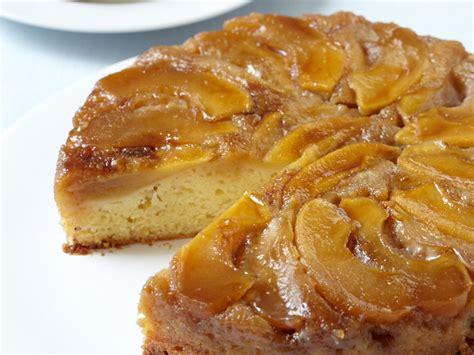 apple upside  cake recipe grace parisi food wine