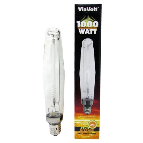 high pressure sodium lights 1000 watts viavolt 1000 watt high pressure sodium replacement hid