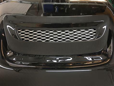 New Cl Vendor Rcf Carbon Fiber Hood