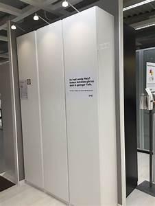 Schrank Griffe Ikea : schrank ikea pax mit t ren vikanes keine griffe notwendig ~ A.2002-acura-tl-radio.info Haus und Dekorationen