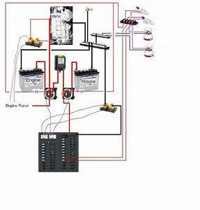Boat Systems Electrics  Wiring  Batteries  Bonding Bilge