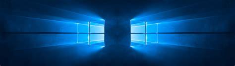 Wallpaper Windows 10 by 7680x2160 Windows 10 Mirrored Multiwall