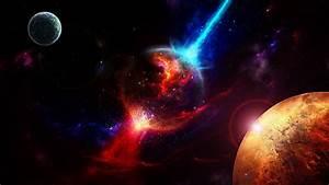 Supernova Explosion Wallpaper - WallpaperSafari
