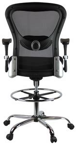 Harwick Ergonomic Drafting Chair by Harwick Deluxe Mesh Drafting Chair 3052d Free Shipping