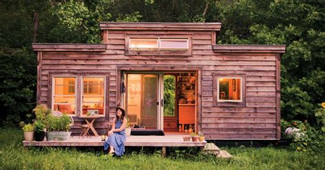 small home pictures recycled materials boost the appeal of a tiny house mnn mother nature network
