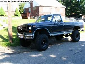 1984 Ford F 150 4x4