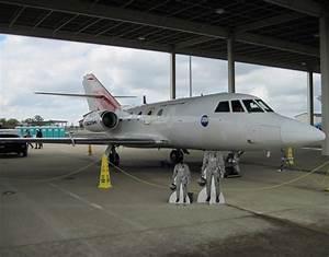 Dassault HUA 25 Guardian (NASA) - Langley AFB airshow ...