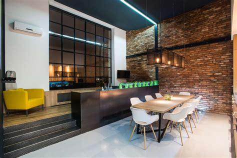 Painters Studio Turned Modern Loft by Modern Loft With Surprising Elements