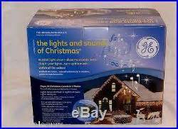 ge  lights  sounds  christmas  musical light