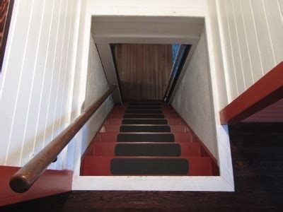 staircase  attic bedroom  steep attic renovation