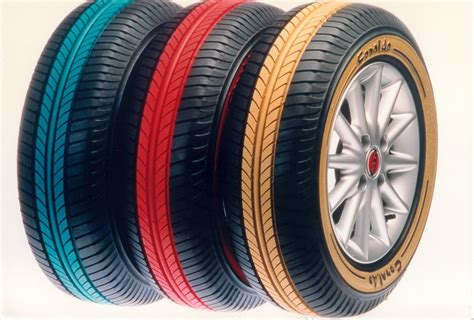 Tyre Other Coloured Car Tyres