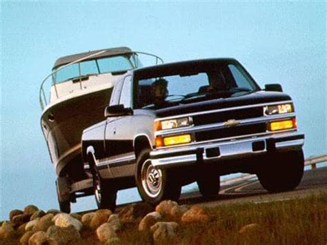 blue book value used cars 1994 gmc rally wagon 3500 user handbook 1996 chevrolet 2500 hd extended cab pricing ratings reviews kelley blue book