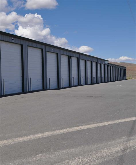 Boat And Rv Storage Prices by Self Storage Mound House Nv Storage Unit Sizes Prices