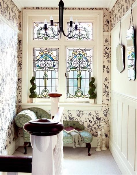 stained glass ideas  indoor  outdoor home decor