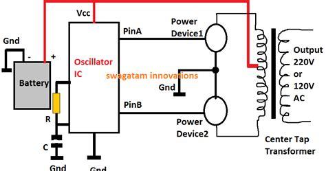 microtek inverter va circuit diagram