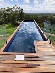 Pool Aus Container : votre piscine dans un container maritime recycl mer et oc an le media des mers ~ Orissabook.com Haus und Dekorationen