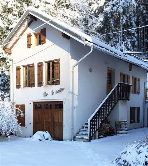 vosges chalet avec vue sur lac proche de la bresse ski pistes lorraine 1424805 abritel