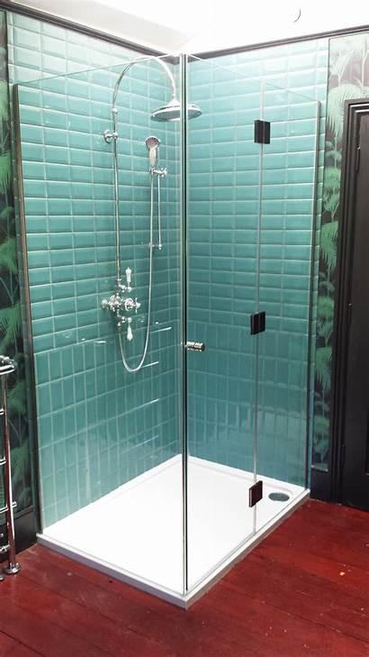Glass Shower Outlet Bespoke Showers Enclosure
