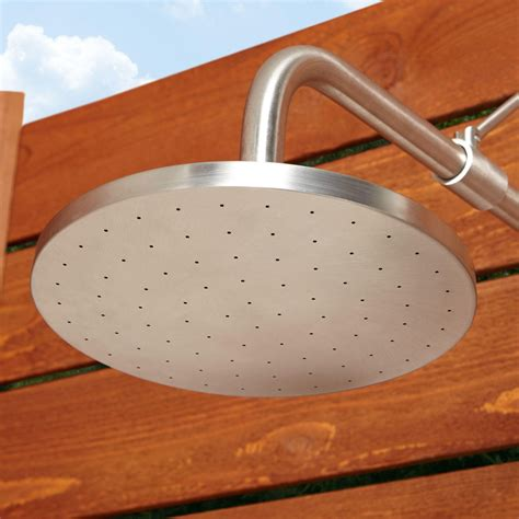 shelf brackets stainless steel pull chain wall mount outdoor shower outdoor