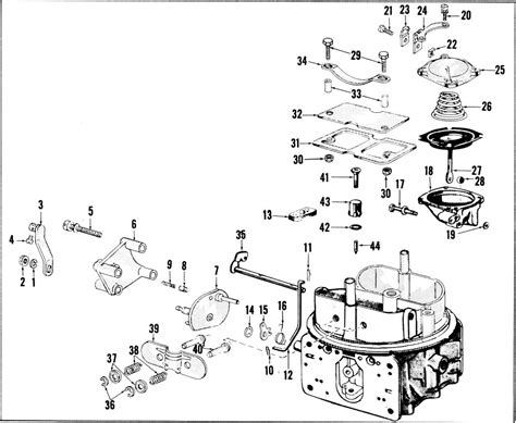 1406 Edelbrock Carb Vacuum Diagram