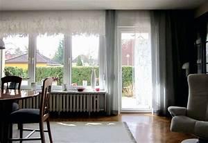 Dänisches Bettenlager Vorhänge : wohnzimmer gardinen mit balkont r vianova project ~ Frokenaadalensverden.com Haus und Dekorationen