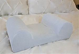 my back sleeper pillow w cover my back sleeper With back to sleep pillow