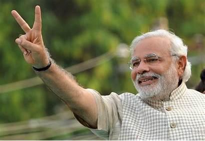 Modi Narendra Victory Government Indian Minimum Maximum