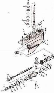 Mercruiser Outdrive Breakdown