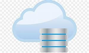 Cloud Computing Cloud Storage Data Icon