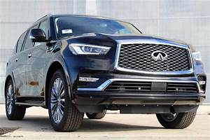 New 2019 INFINITI QX80 LUXE 4WD SUV in South Greenwood #