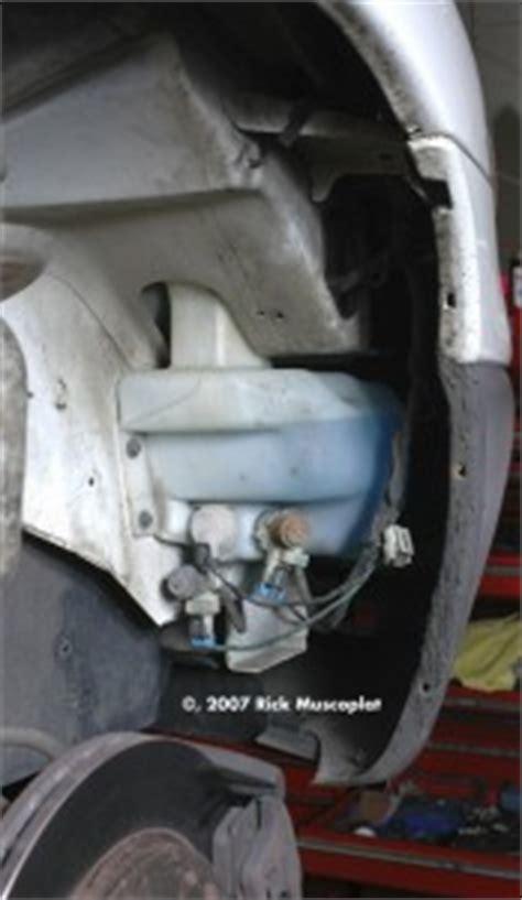 replace  windshield washer pump ricks  auto repair
