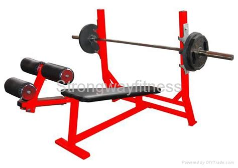 Fitness Equipmenthammer Strengtholympic Incline Bench
