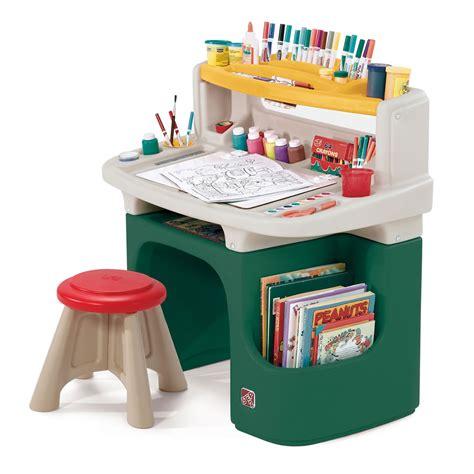 art desk with storage kids art master activity desk art desks step2