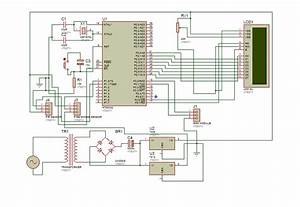 Circuit Diagram Of Sms Home Automation System