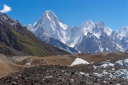 Gasherbrum Iv Pakistan Montagna Berg Bergspitze Massiccio