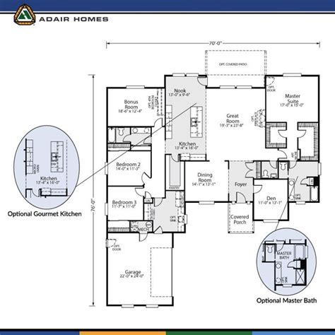 house plans with prices adair homes floor plans prices fresh the 3120