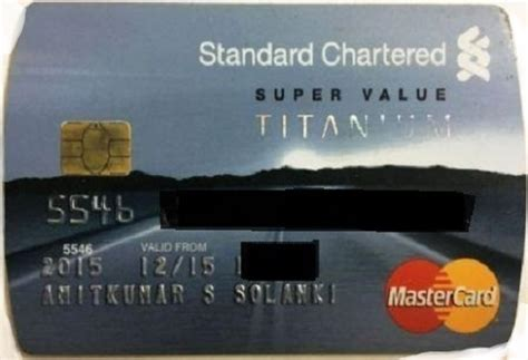 2,000 in the first 60 days other credit cards never give you more benefits on chroma brand spending but with tata titanium card user will get 1.5% value back on spends at croma and cromaretail.com; Standard Chartered Titanium Credit Card - Credit Card India
