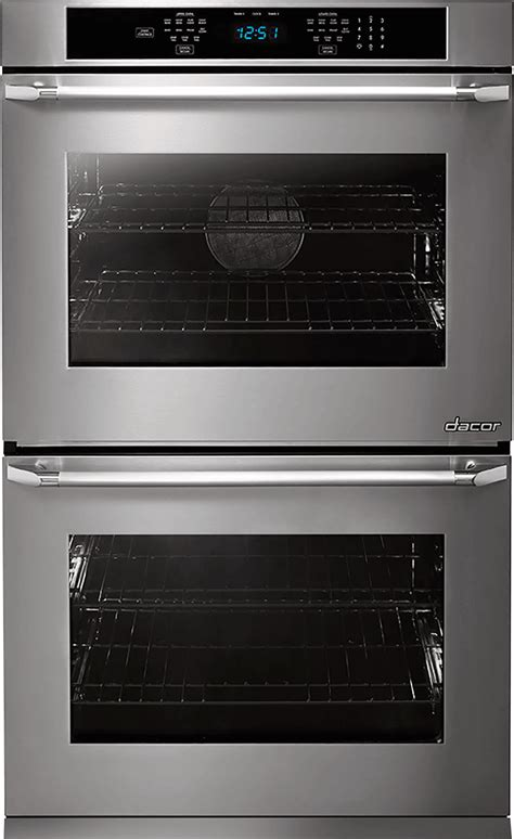Dacor DTO230S208V 30 Inch Double Electric Wall Oven with