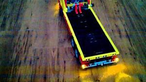 Lego Led Beleuchtung : lego technic 8109 tieflader led beleuchtung youtube ~ Orissabook.com Haus und Dekorationen