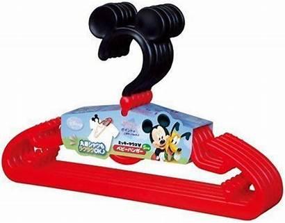 Hangers Disney Mouse Mickey Hanger Pcs Japan