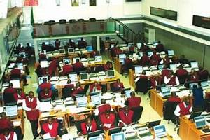 Nigerian Equities Down Third Consecutive Session on ...