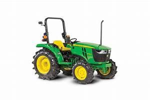 John Deere 3036e Compact Utility Tractor Maintenance Guide