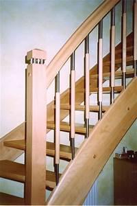 Stahl Holz Treppe : treppen bilder ~ Markanthonyermac.com Haus und Dekorationen