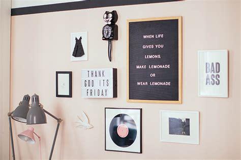 tableau deco pour bureau lemonade studio my lemonade