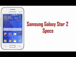Samsung Galaxy Star 2 Specs & Features | How To Save Money ...
