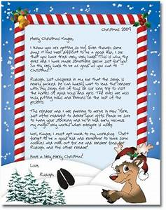 letters from santa australia letter of recommendation With personalized letter from santa