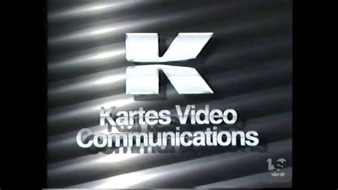 Kartes Video Communications (Closing, 1987) - YouTube